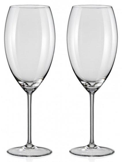 Velke sklenice na víno Grandioso 600ml 2ks