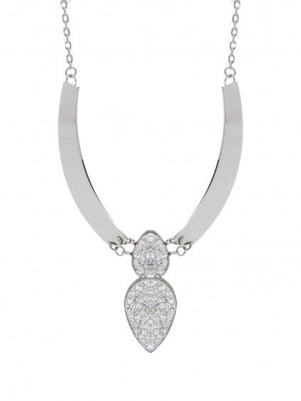 Náhrdelník Amulet s kameny Swarovski® Crystal