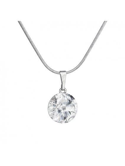 Náhrdelník Rivoli s kamenem Swarovski® Crystal