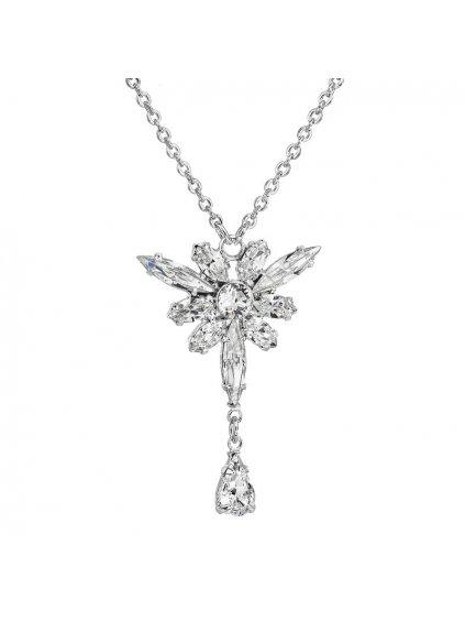 Náhrdelník Andělské navety Swarovski® Crystal