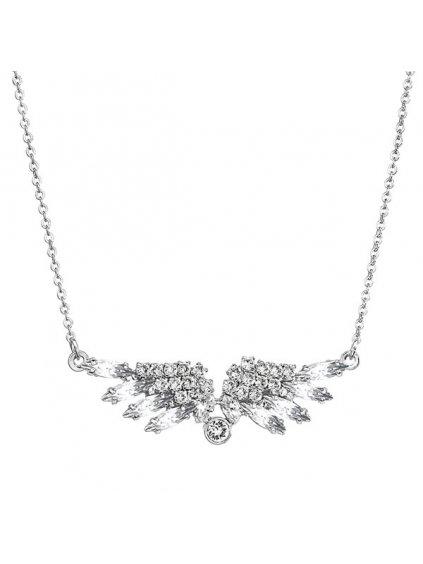 Náhrdelník Andělská křídla s kameny Swarovski® Crystal