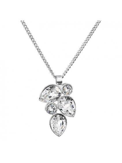 Náhrdelník Hrozen malý s kameny Swarovski® Crystal