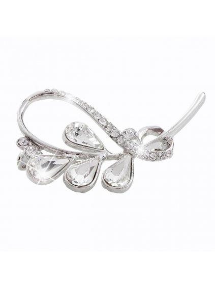 Brož s kameny Swarovski® Crystal J61600316cr