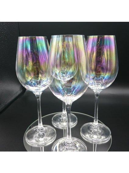 3850 duhove sklenice na vino