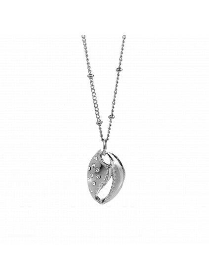 Náhrdelník mušlička Swarovski® Crystals 61300733cr