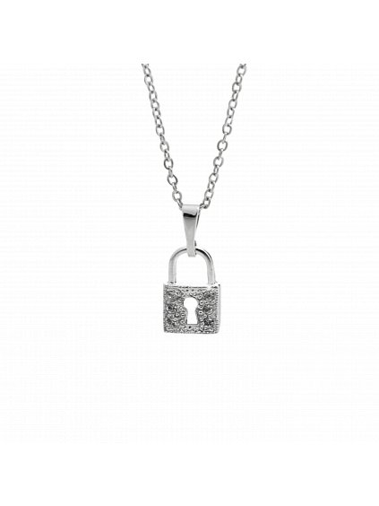 Náhrdelník Zámeček Swarovski® Crystal 61300741cr