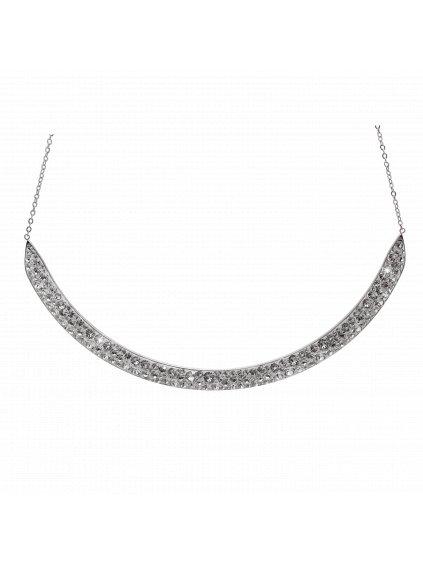 Náhrdelník Oblouk Swarovski® Crystal 61300814cr