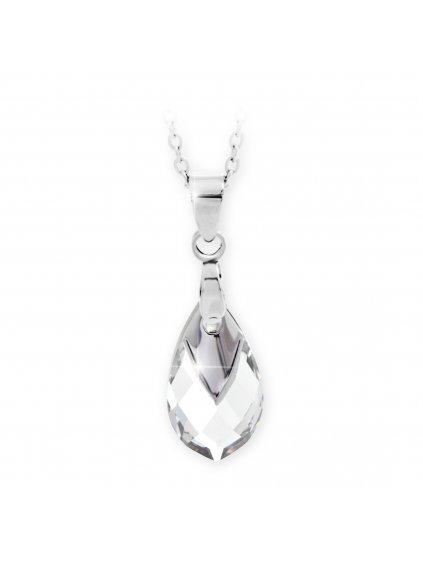 Náhrdelník Kapka vody Swarovski® Crystal 61300663cr
