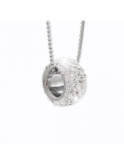 Náhrdelník Korálek s kameny Swarovski® Crystal