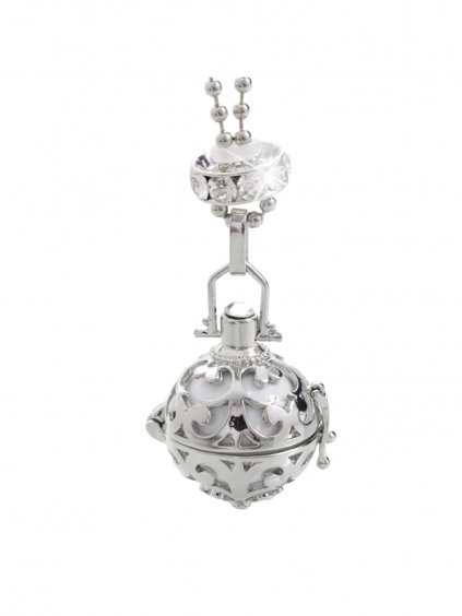 Náhrdelník Rolnička s kameny Swarovski® Crystal
