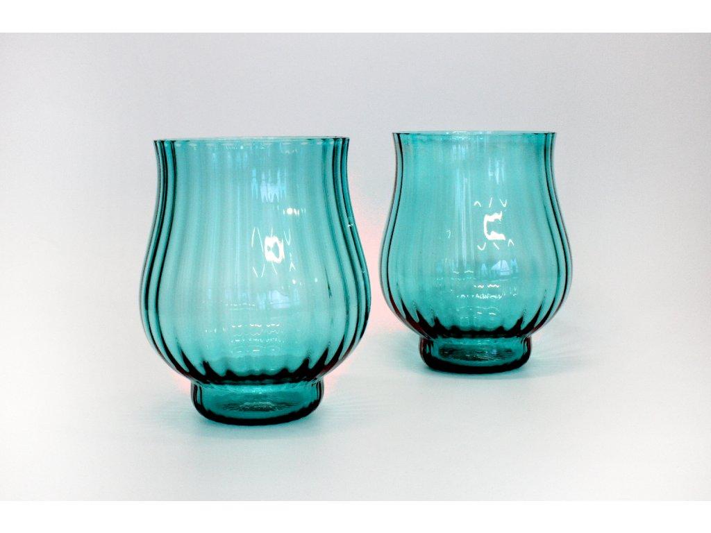 Sklenice Optic Aqua