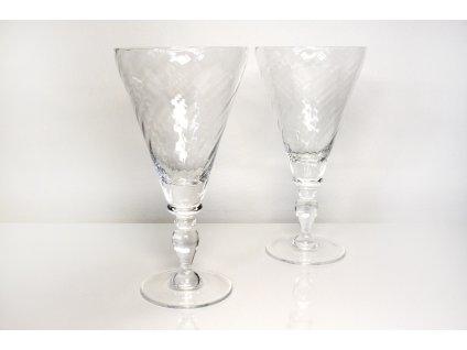 Sklenice na víno Optic