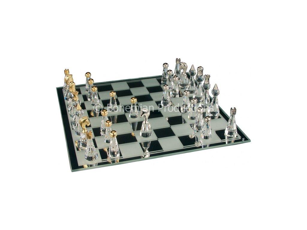 Skleněné šachy
