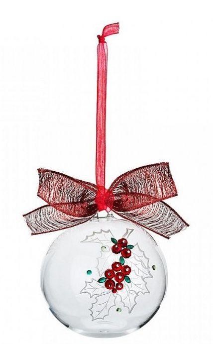Skleněné figurky Vánoční dárky