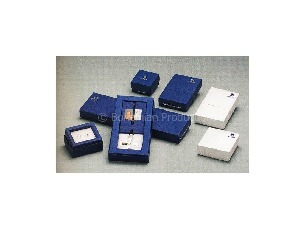 Dámské hodinky Crystal Time v modré barvě Preciosa - Sklo pro ženy 7cea0389c0