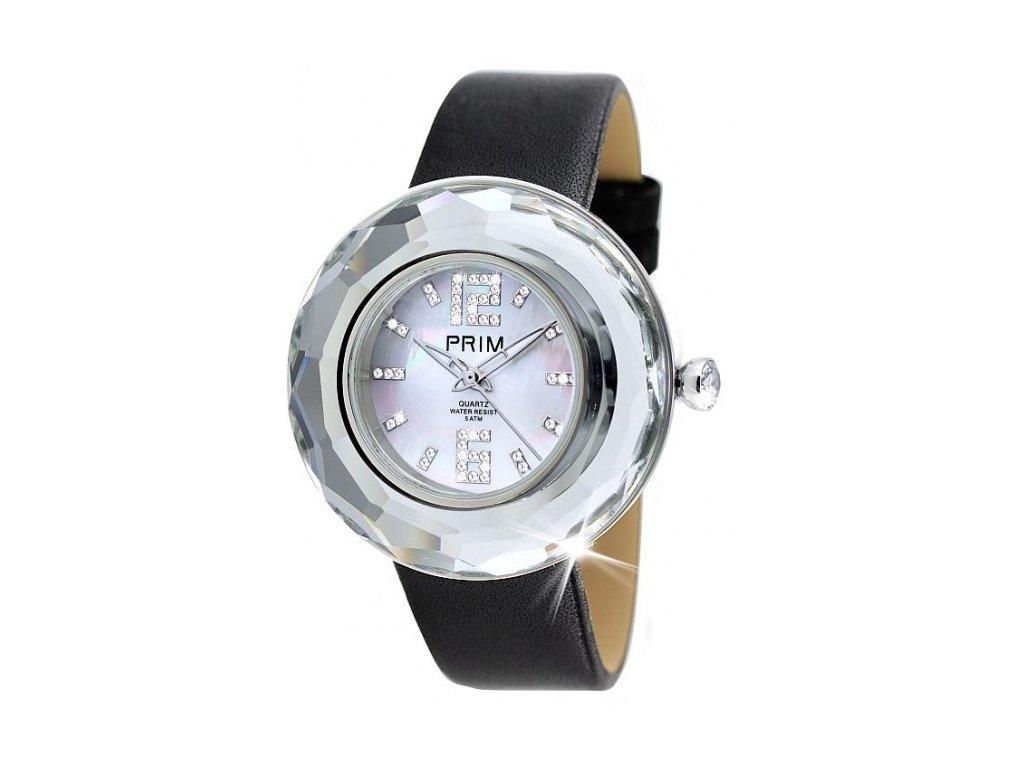 Dámské hodinky Crystal Time Premium II v křišťálové barvě Preciosa