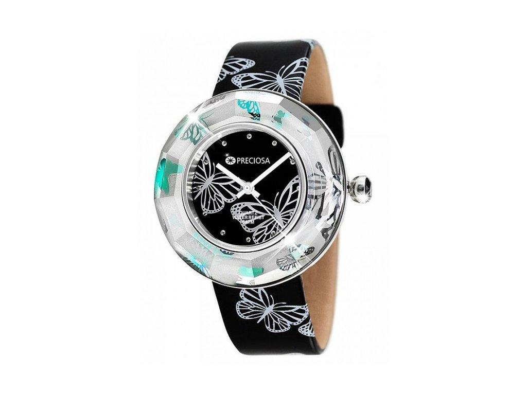 Dámské hodinky Preciosa Crystal Time Modern II v barvě Vitrail Light
