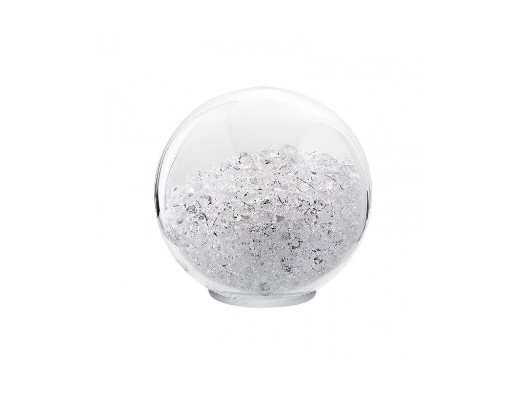 Skleněná figurka z českého skla - Křišťálové kouzlo střední