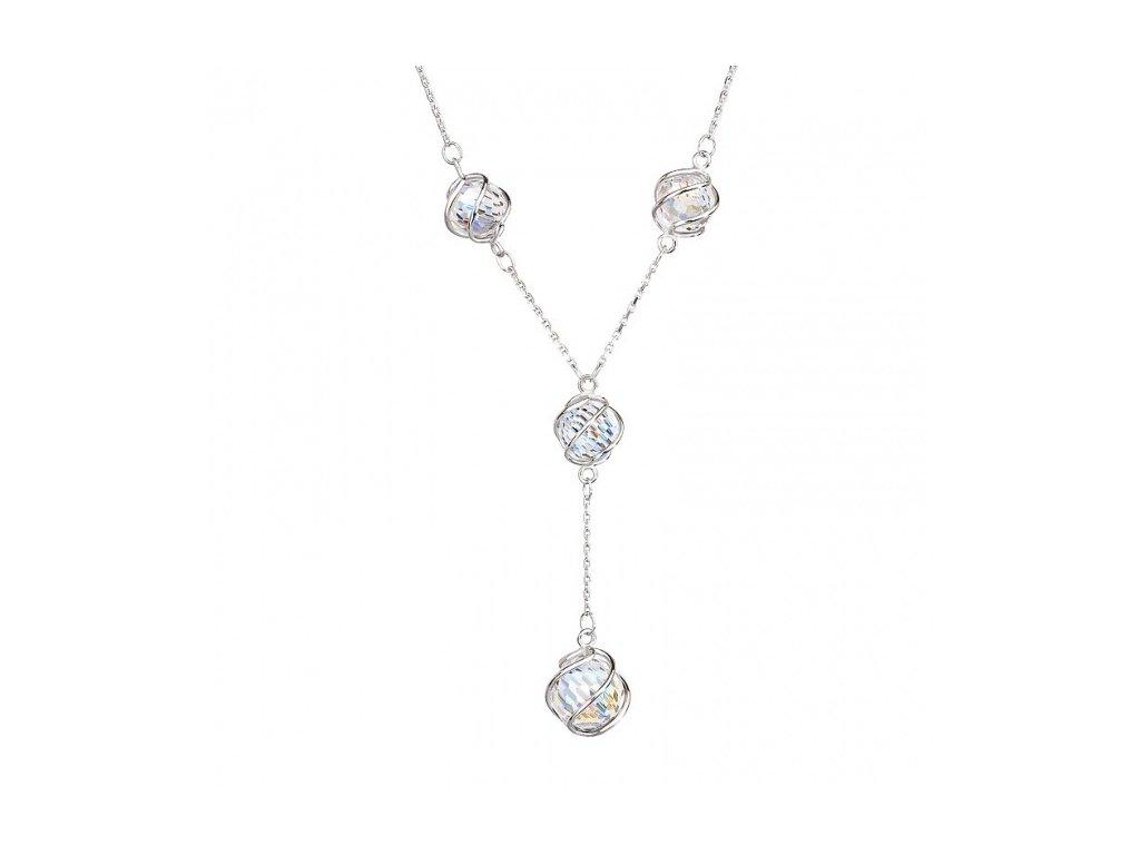 Přívěsek z broušeného skla Romantic Beads v odstínech duhy od firmy Preciosa