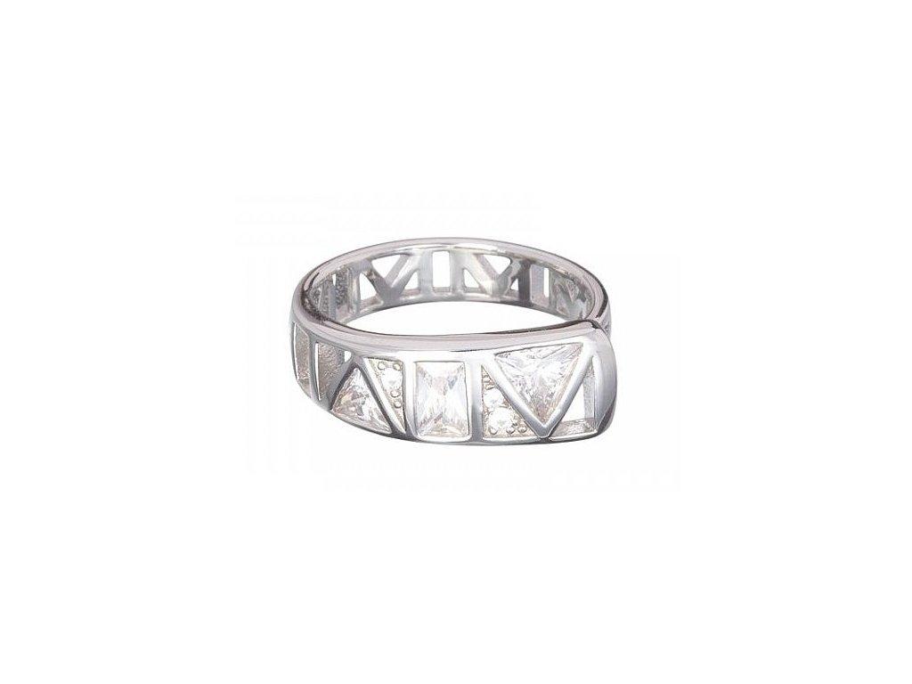 Stříbrný prsten Gentle Inspiration od firmy Preciosa