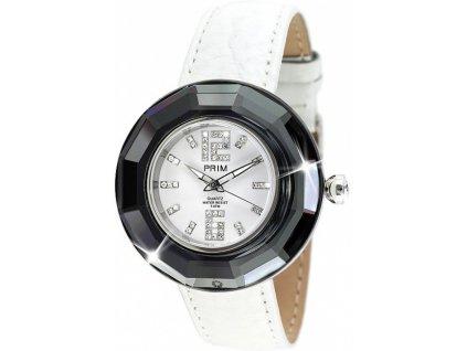 Dámské hodinky Time v černé barvě Preciosa