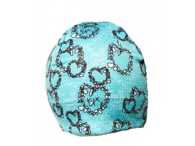 Funkční dívčí čepice