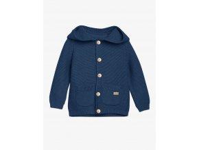 sveter kojenecky vrecka elegant elegant modra 1
