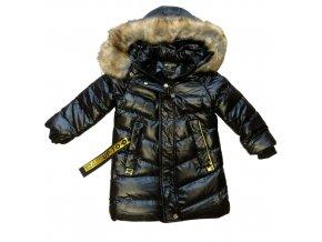 Dívčí zimní bunda- kabátek