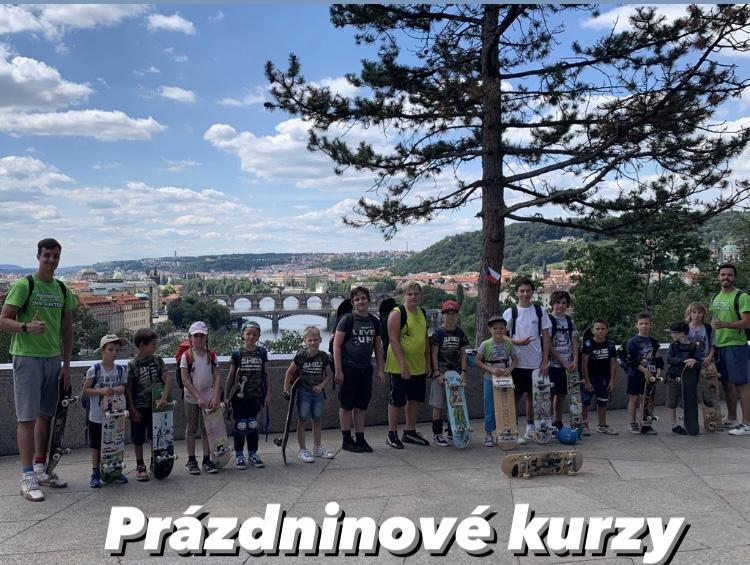 Letní prázdninové kurzy 2021