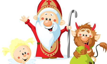 Vánoční jarmark a Mikulášská nadílka 6.12.2019