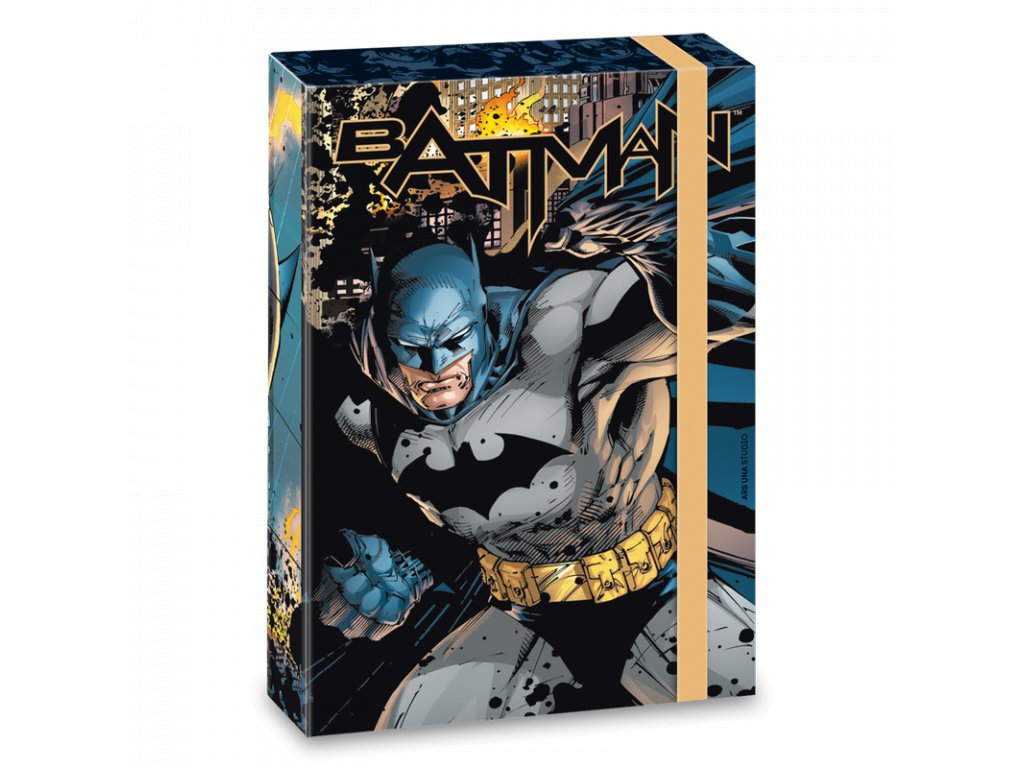 Box na sešity Batman A4