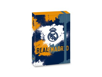 Box na sešity Real Madrid A4