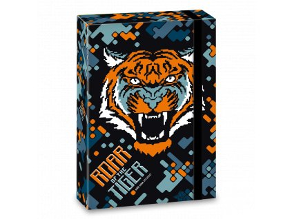 Box na sešity Roar of the Tiger A5