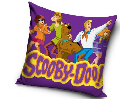 Carbotex polštářek Scooby Doo Friends
