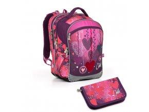 Hmotnost školního batohu: Aby záda vašich dětí netrpěla