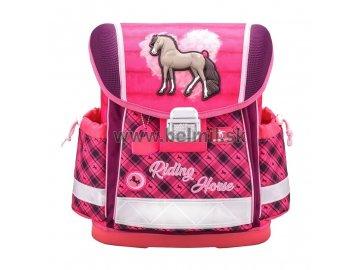skolska taska belmil rding horse