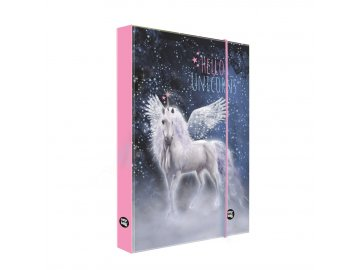 Box na sešit A5 Unicorn 1