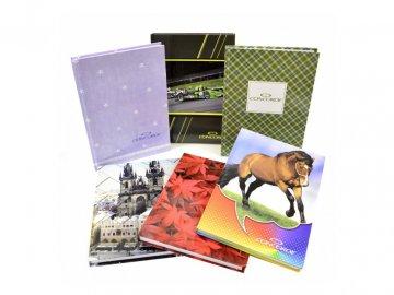 Kniha A4 LINKA 200 listů