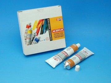 Barva 162721 0600 okrová akrylová 40ml