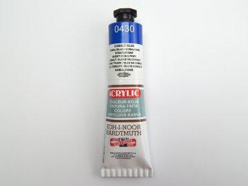 Barva 162732 0430 modrá akrylová 40ml