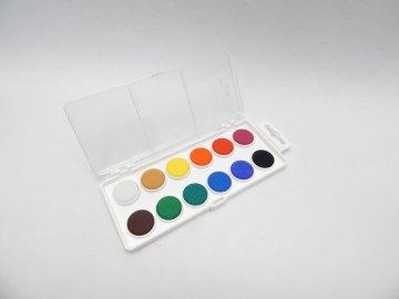 Barvy vodové malé