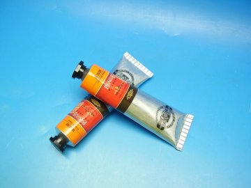 Barva 1617 281 40ml olej. oranž kadmiová