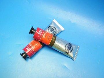 Barva 1617 332 40ml olej. červeň kraplaková střední