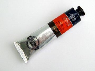 Barva 1617 470 40ml olej. modř indigo