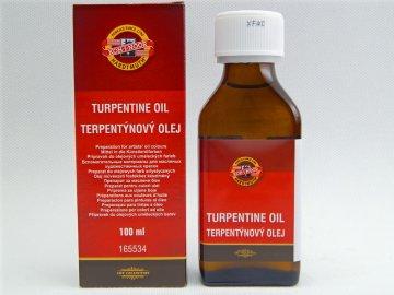 Olej terpentýnový 100ml