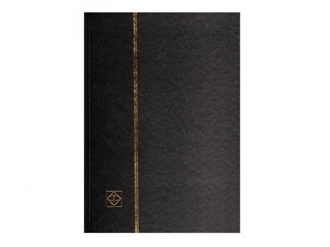 Album na známky 32 bílých stran ČERNÉ 324812