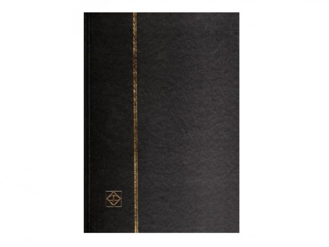 Album A4 na známky 64 stran ČERNÉ 321487