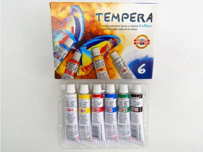 Barvy temperové 6 162547/6