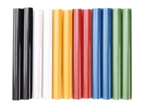 Lepící tyčinky tavné 11x10cm mix barev