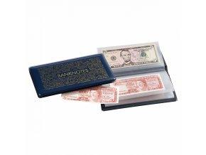 bankovky malé